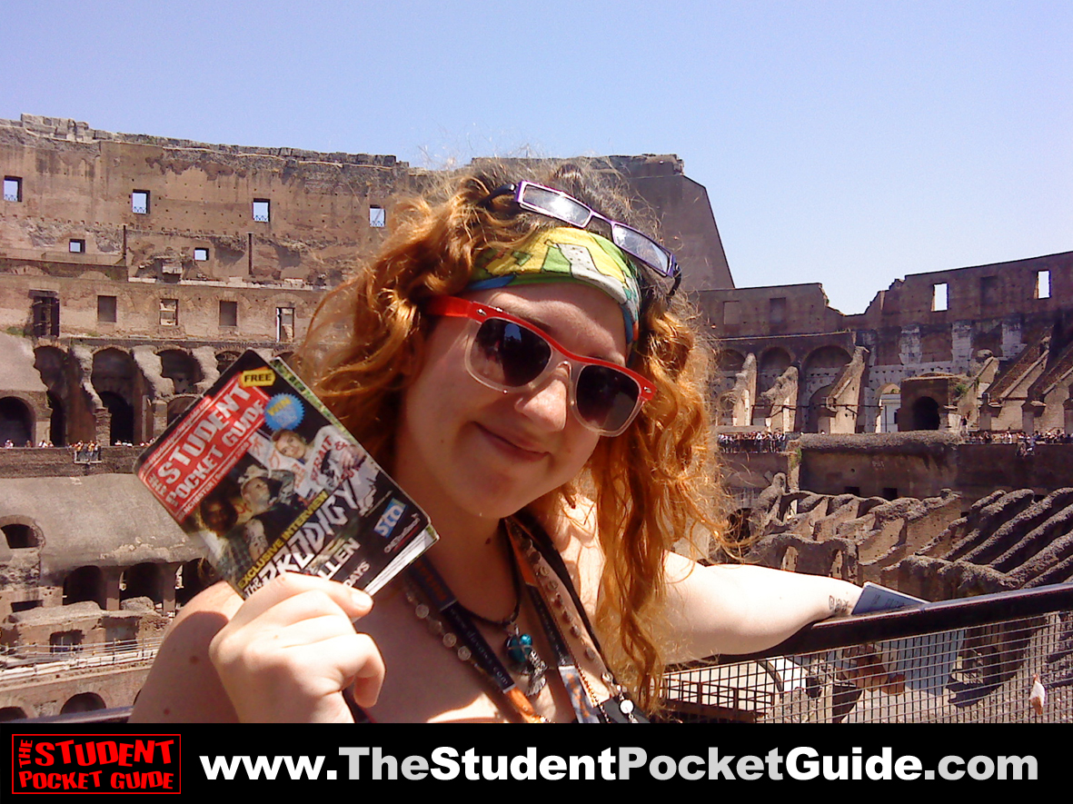 Issue-12-Coliseum-Greece4 The Student Pocket Guide_SPG on Tour_