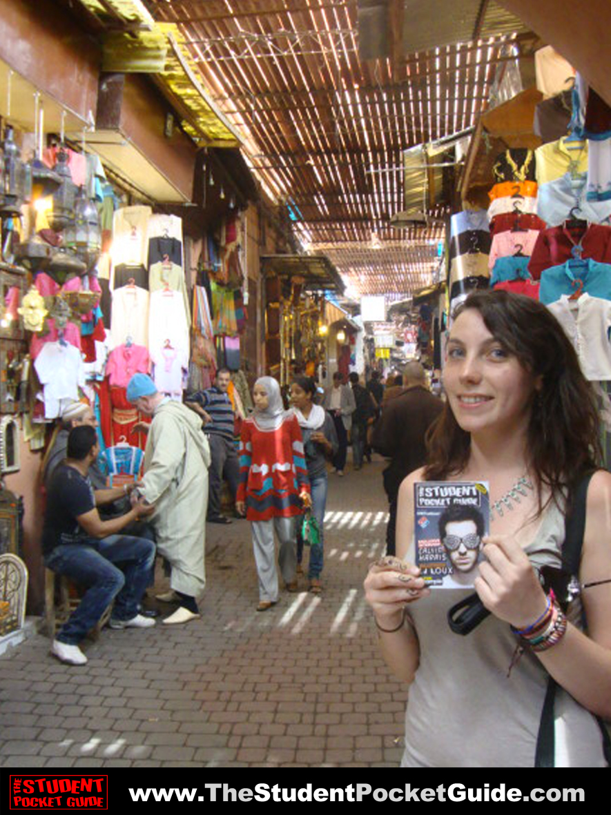 Issue-14-Morocco The Student Pocket Guide_SPG on Tour_