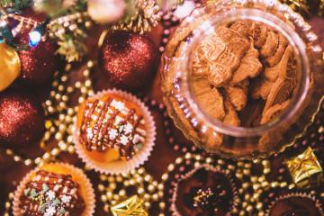 Christmas-Food-and-Students
