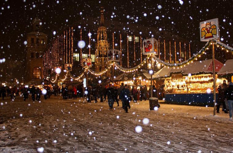 great british christmas markets - British Christmas