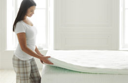 Win an Octaspring Body Zone Mattress Topper from Dormeo