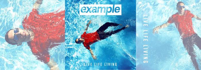 Live Life Living Album Example-album-live-life-living