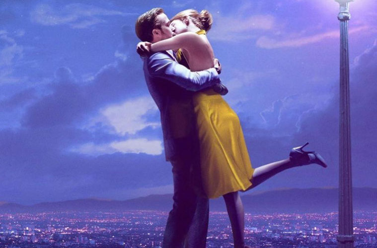 film review la la land