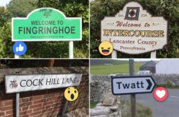 Funniest addresses