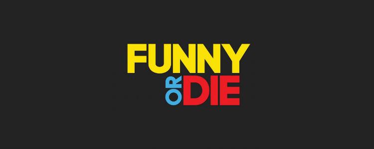 Funny Or Die Banner