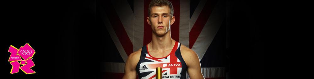 Jack Green 400 metre London 2012 Olympics