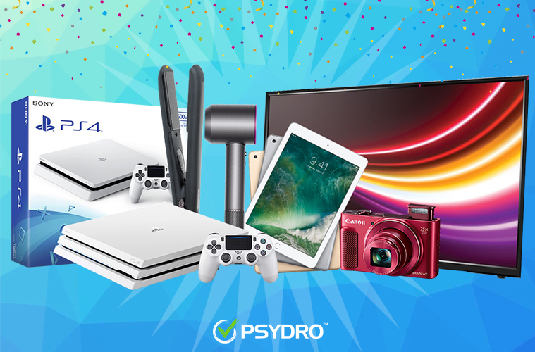£1,500 Tech Products Bundle