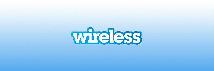 Wireless Festival Banner