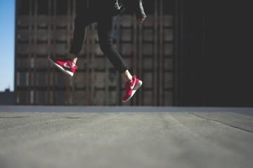 womens footwear artwork