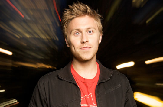 Russell Howard interview by The Student Pocket Guide