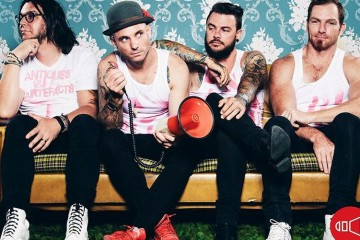 the parlotones interview
