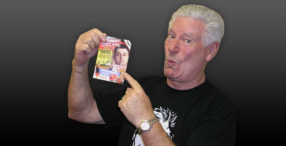 Roy Walker | Catchphrase