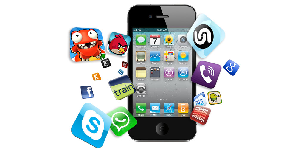 Apps On Mobile Phones