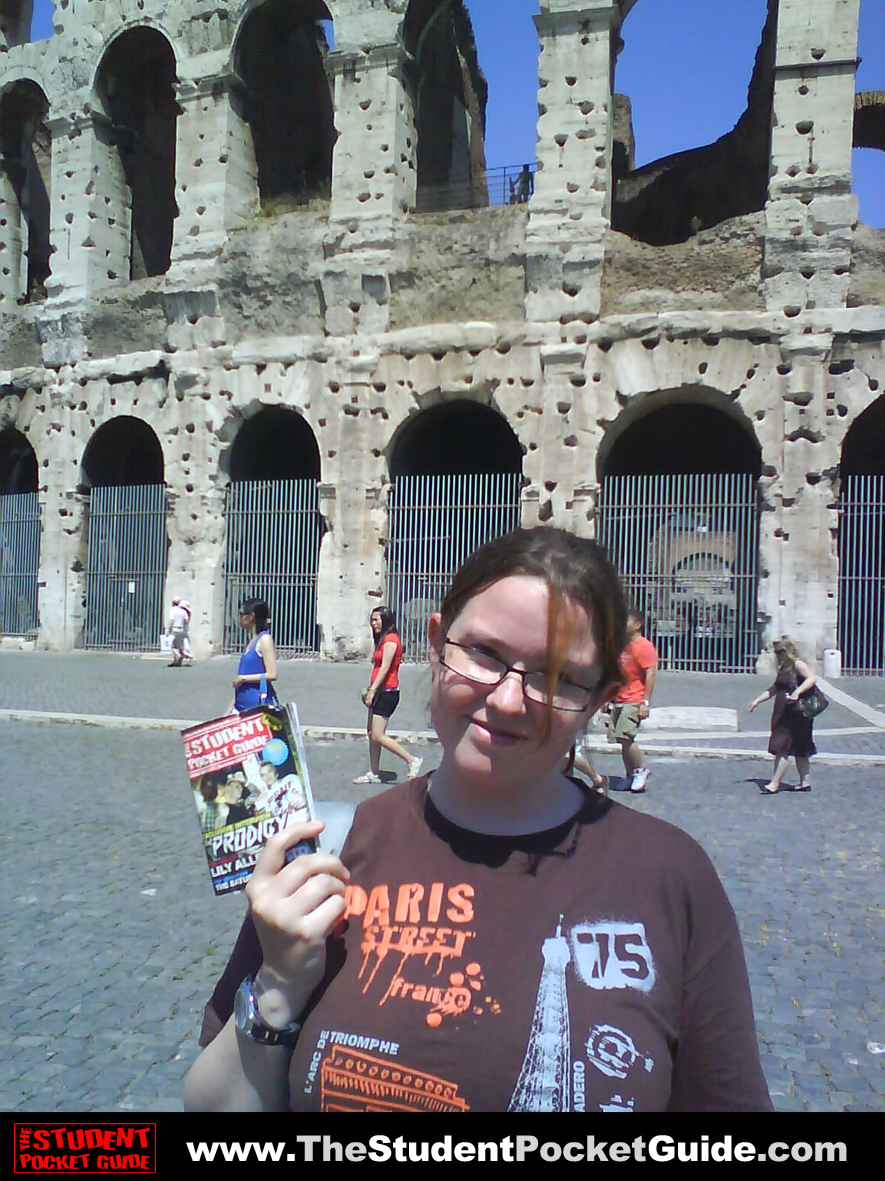 Issue-12-Coliseum-Greece The Student Pocket Guide_SPG on Tour_
