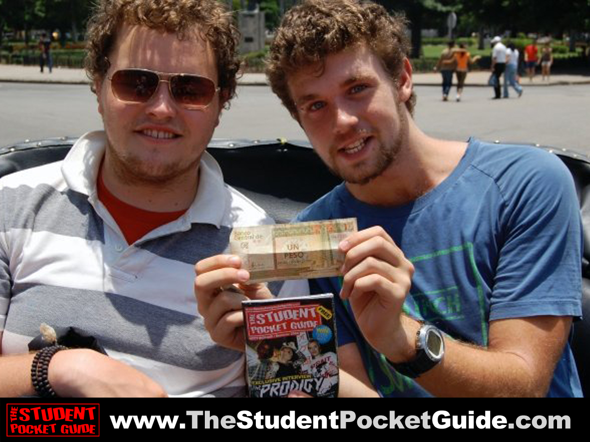 Issue-12-Cuba2 The Student Pocket Guide_SPG on Tour_
