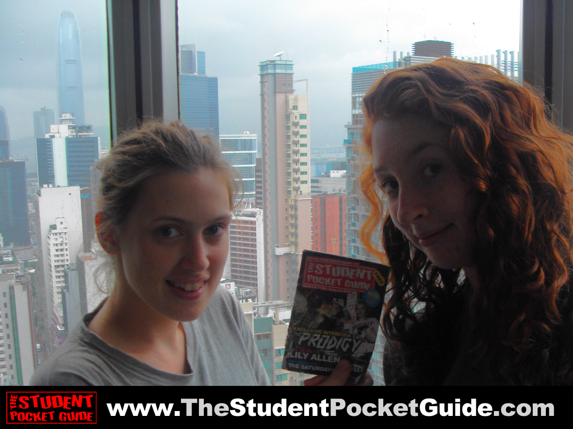 Issue-12-Hong-Kong3 The Student Pocket Guide_SPG on Tour_