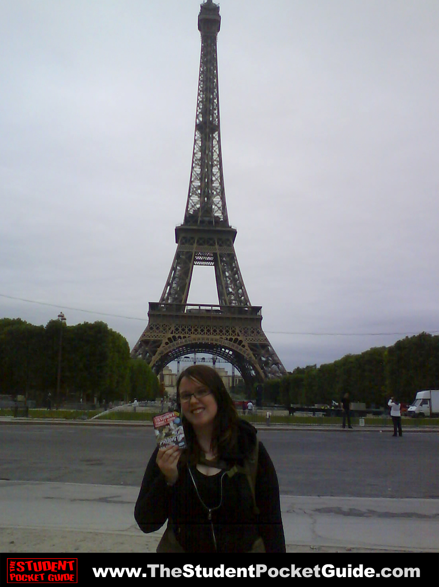 Issue-12-eiffel-tower-paris The Student Pocket Guide_SPG on Tour_