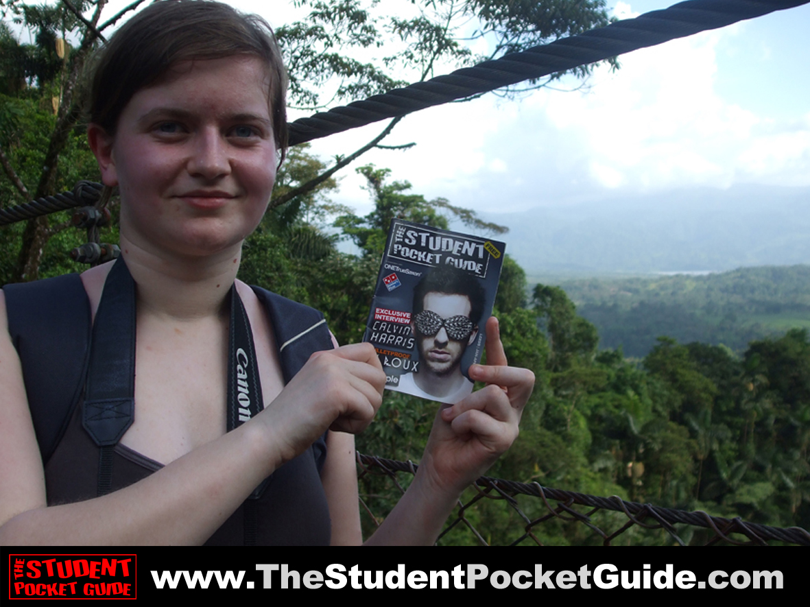 Issue-14-Chile2 The Student Pocket Guide_SPG on Tour_