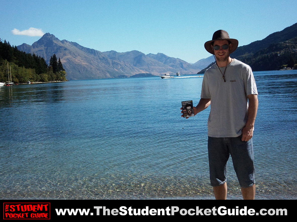 Issue-14-New-Zealand3 The Student Pocket Guide_SPG on Tour_