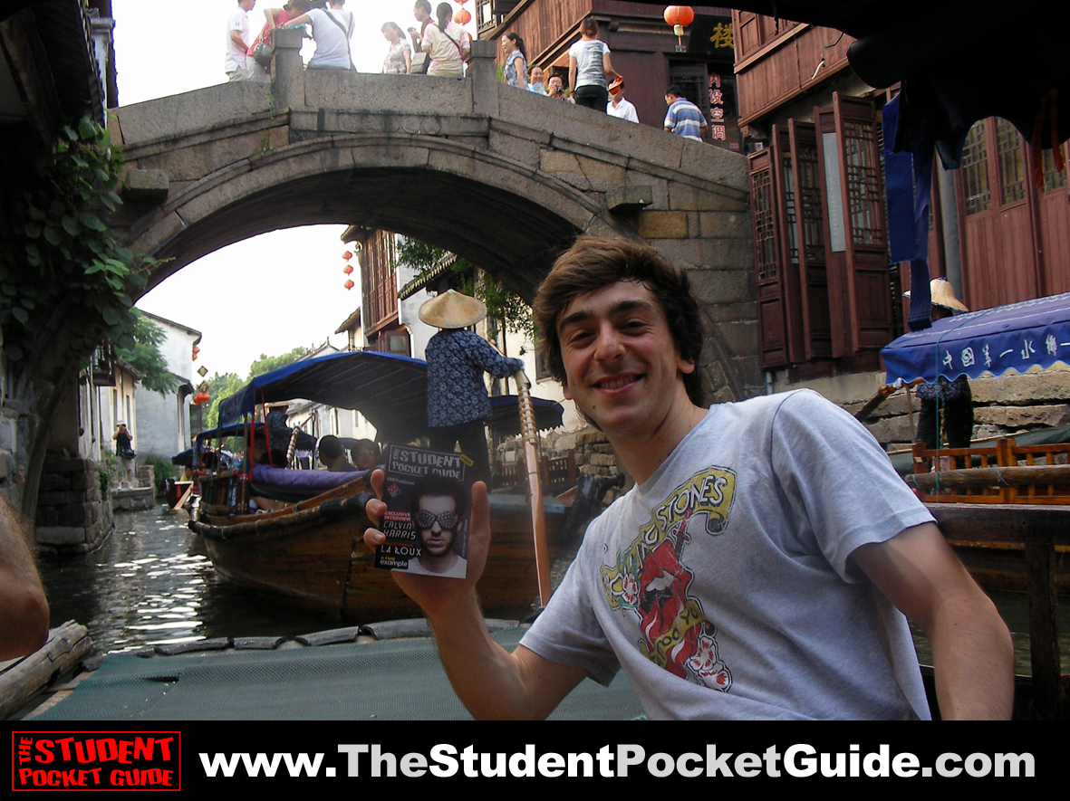 Issue-14-Shanghai2 The Student Pocket Guide_SPG on Tour_