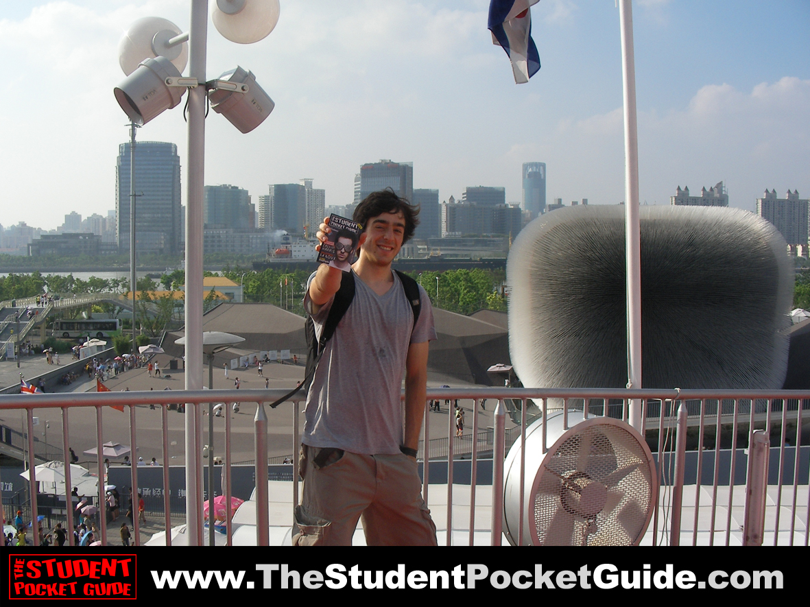 Issue-14-Shanghai4 The Student Pocket Guide_SPG on Tour_