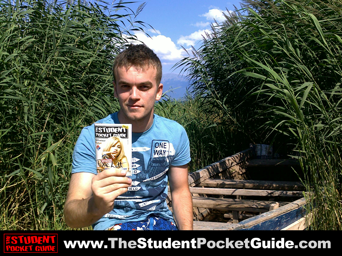 Issue-15-Albania The Student Pocket Guide_SPG on Tour_