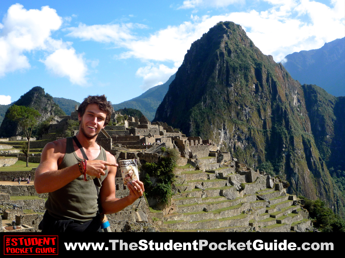 Issue-15-Machu-Picchu The Student Pocket Guide_SPG on Tour_