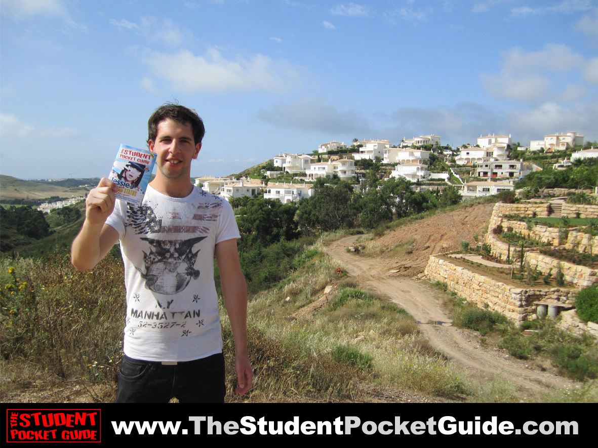 Issue-18-Portugal The Student Pocket Guide_SPG on Tour_