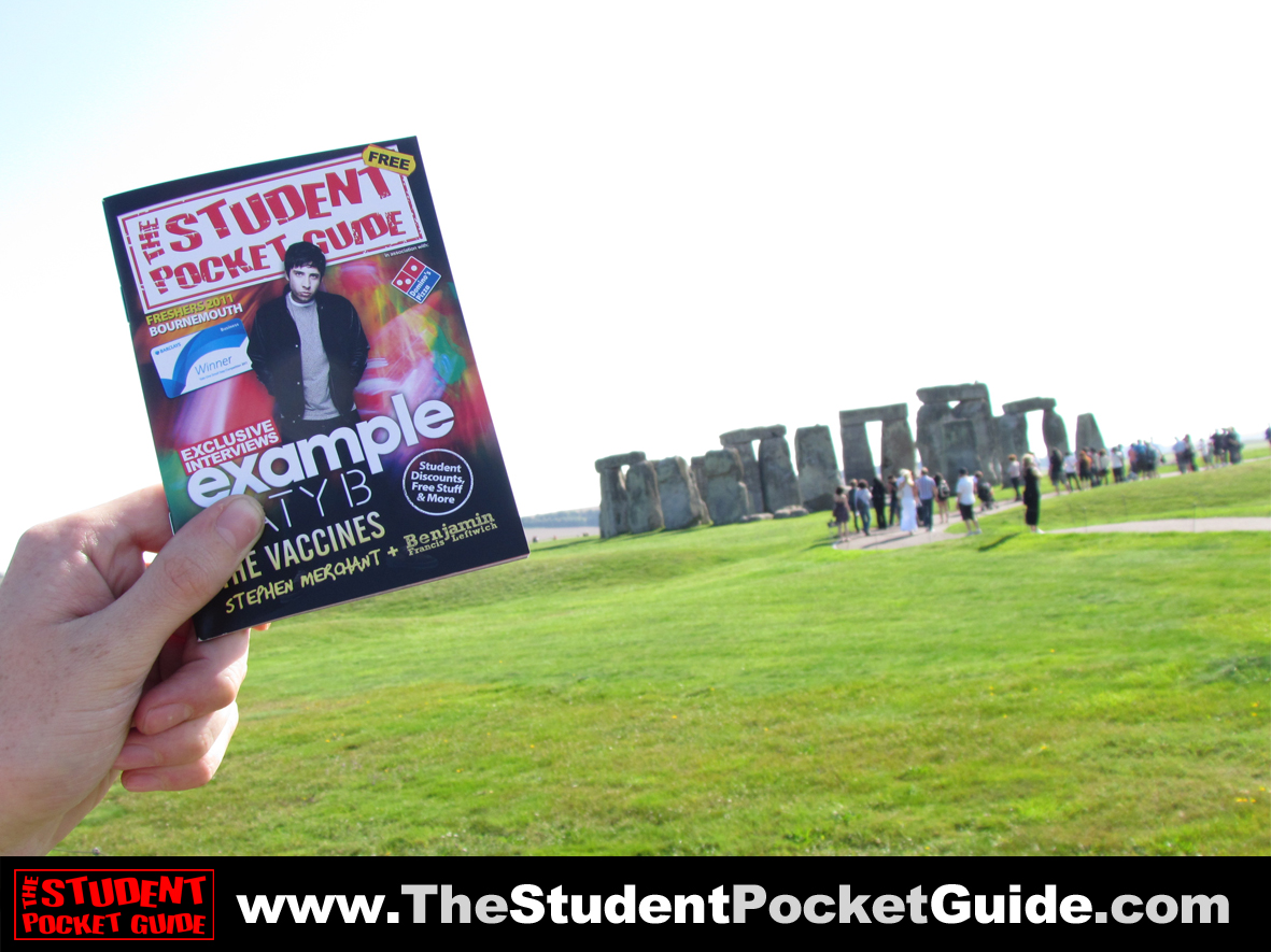 Issue-19-Stonehenge The Student Pocket Guide_SPG on Tour_