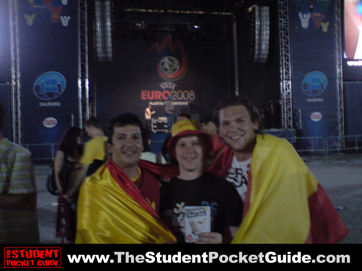Issue-9-Spain2 The Student Pocket Guide_SPG on Tour_
