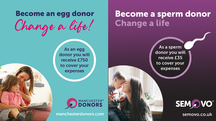 change a life | Manchester donors