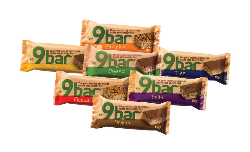 Win a 6 month supply of 9bars!