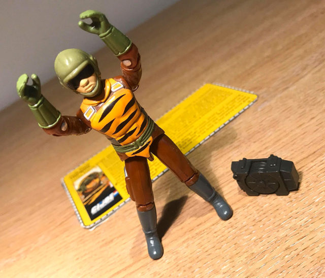 GI.I Joe Action Force Tiger Force