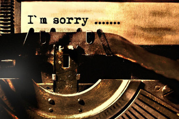 Apologise-Less