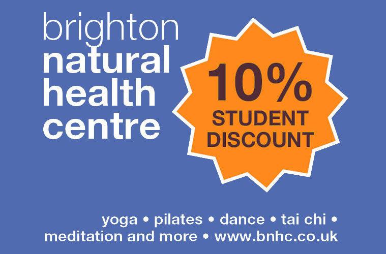 Natural Health And Yoga Centre Brighton