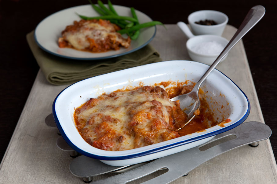 The Student Pocket Guide Butternut Squash Mince Bake Recipe