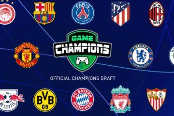 FIFA Champions Mode