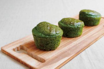 Chlorella Cup Cakes | Gelatin