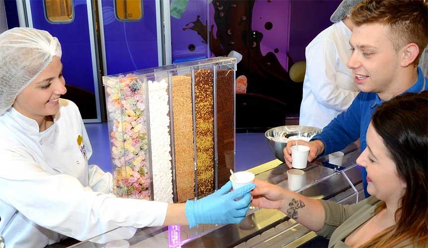 Win a delicious visit to Cadbury World!