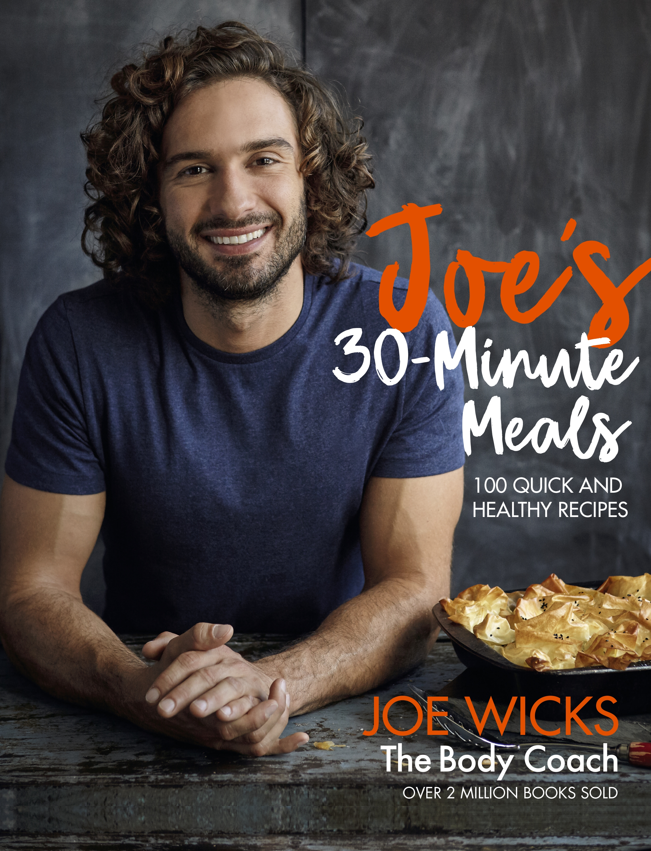 Joe Wicks The Body Coach 30 Minute Meals Cover