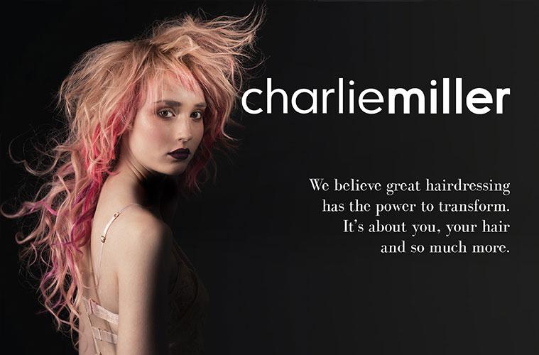 Image result for CHARLIE MILLER HAIR