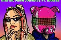 Digital Farm Animals HARLEE Last Night