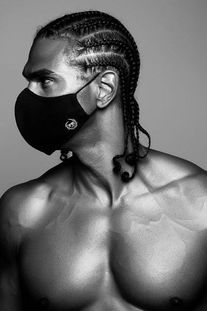David Haye The Black Mask Company