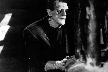 Tim Burton and Frankenstein