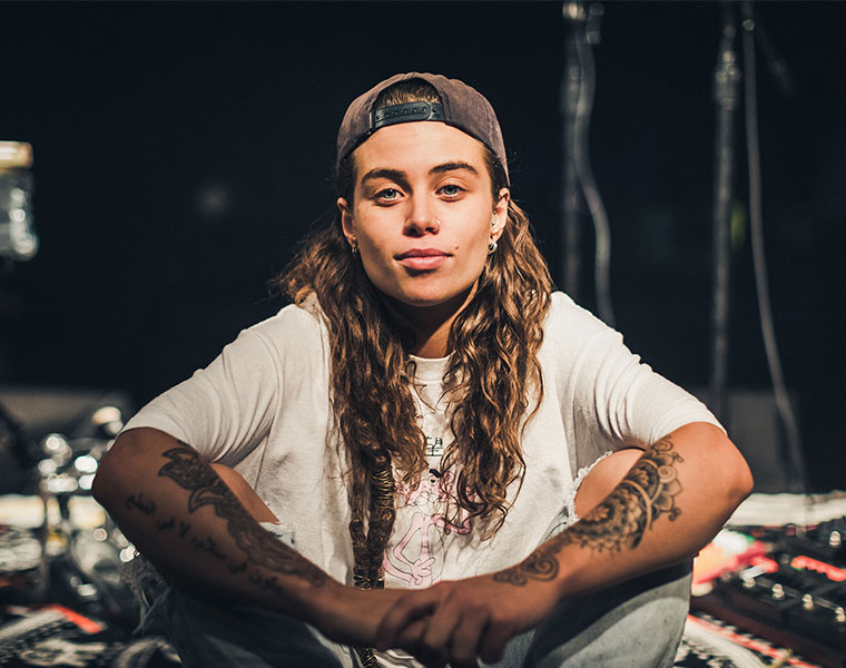 Interview With Tash Sultana
