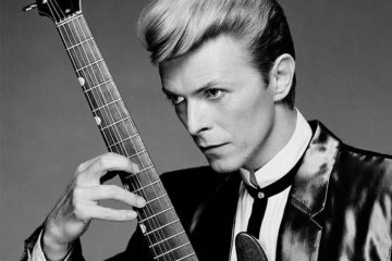 facts about bowie