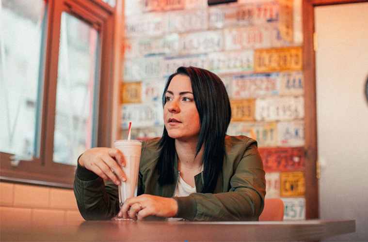 Lucy Spraggan leaves 'The X Factor' - Digital Spy