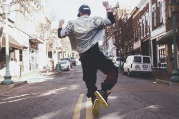 throwback dance