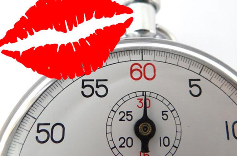 how long sex should last