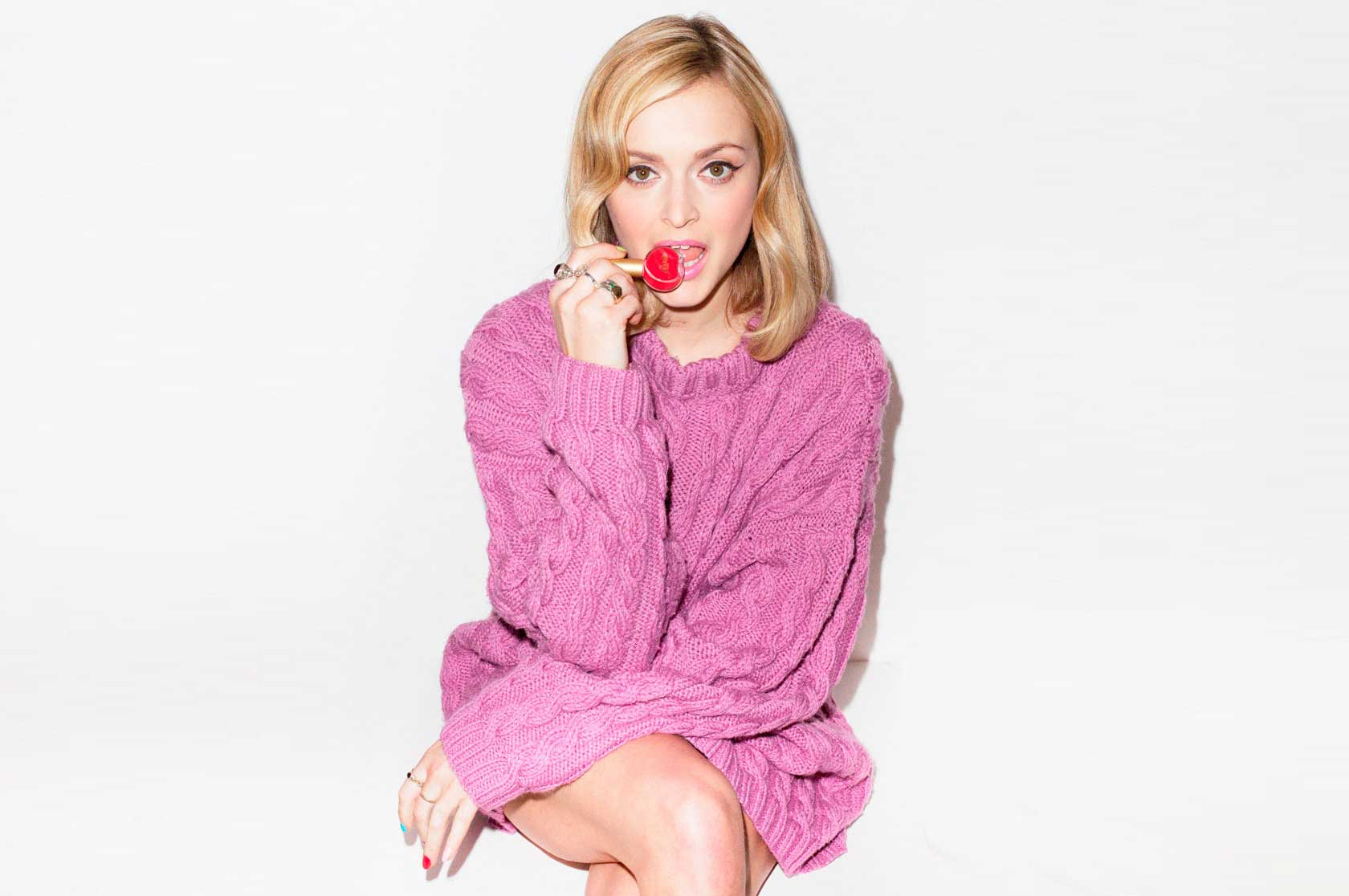 Fearne Cotton Interview by Nathan Wadlow